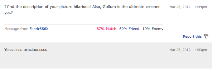 The OkCupid Diaries, Part One (4/6)