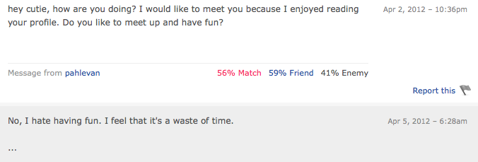The OkCupid Diaries, Part One (6/6)